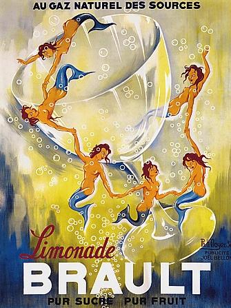 Brault, cartel años 1930
