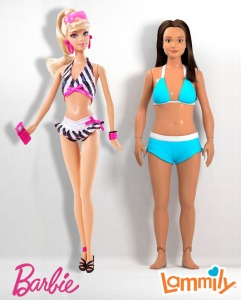 Lammily-vs-barbie-via-justforfunziestoysDOTCom
